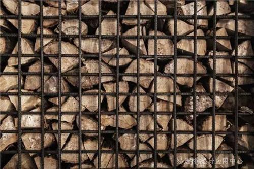 易选材 资讯 木质结构遮蓬的基辅餐厅