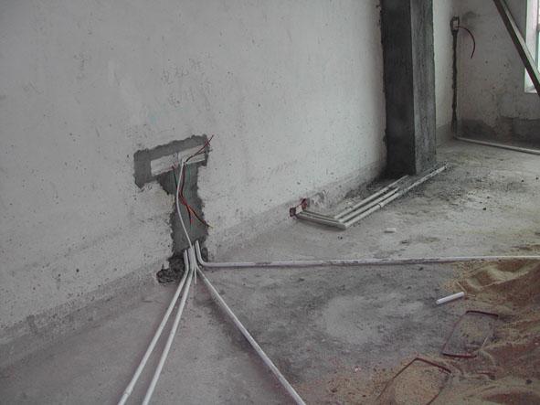 正规的水电路施工工艺-张欣的设计师家园:::Ю思维Ю