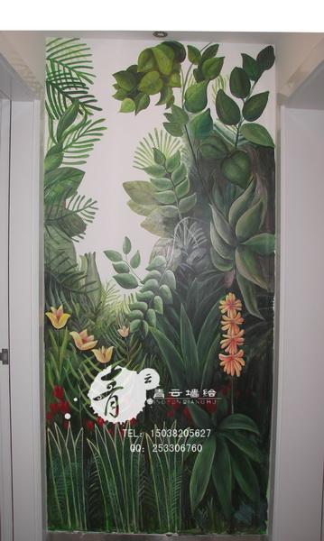 郑州墙绘郑州手绘墙郑州墙绘设计