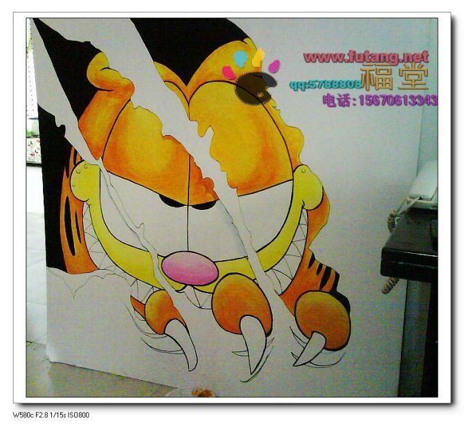 郑州手绘墙