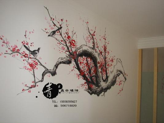 郑州墙绘郑州手绘墙
