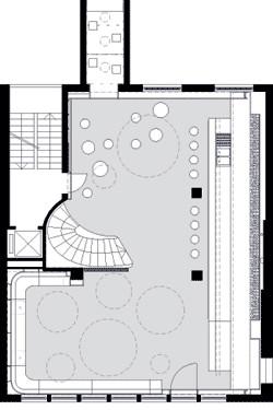 六边形建筑平面结构