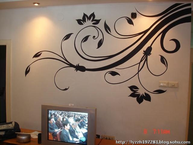 手绘墙制作全教程-郑州爱尚墙绘的设计师家园:::郑
