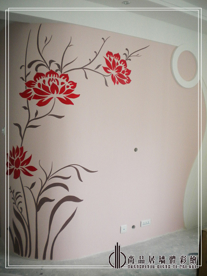 哈尔滨手绘墙 哈尔滨墙面手绘 哈尔滨手绘墙画