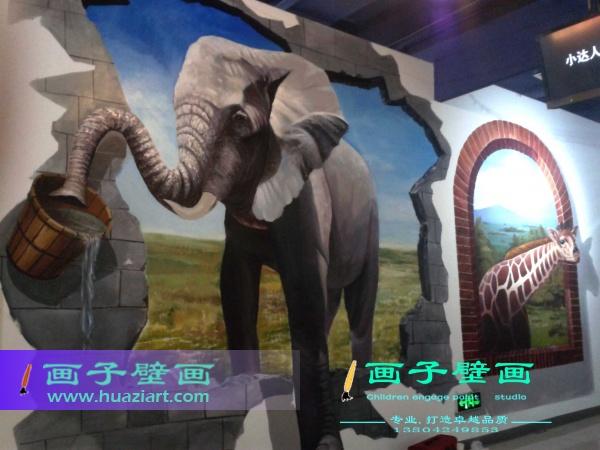 大连墙画彩绘,大连3-刘雨伯的设计师家园:::刘雨伯的