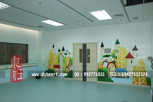 如何画儿童的房间壁画-东社墙绘的设计师家园:::广州