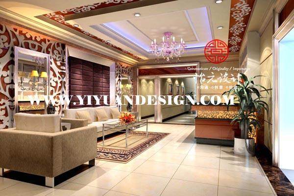 售楼处设计,青岛软装设计,青岛样板间设计,青岛装修设计,商务办公设计