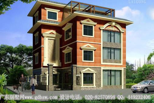 广州别墅建筑设计公司