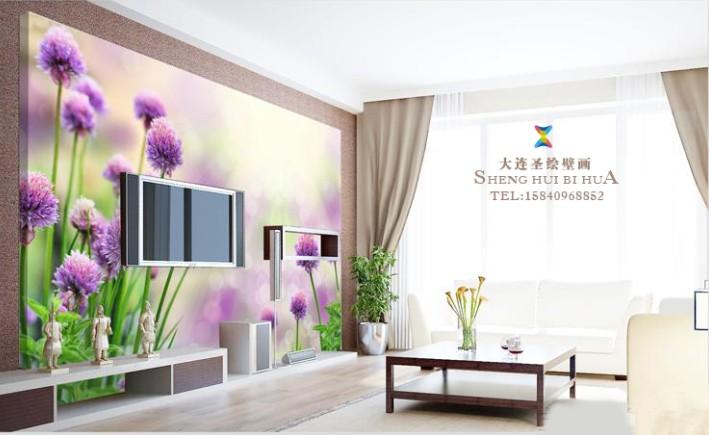 大连手绘墙画墙体彩绘-李广会的设计师家园:::大连墙