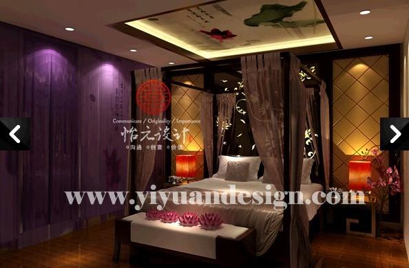 主题酒店设计中的中式-青岛怡元设计有限公司的设计师