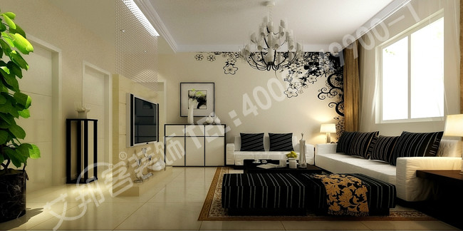 【艾邦客有限解析】9-青岛艾邦客装饰工程案例广告设计是做什么图片