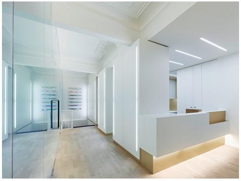 牙科医院室内设计家园