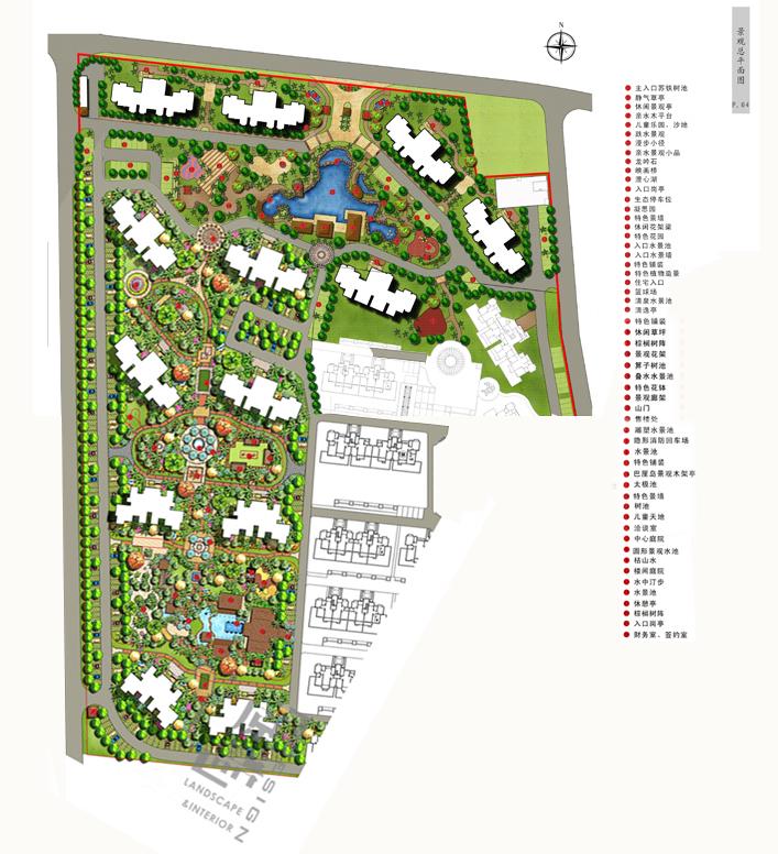 澄迈金江金外滩园林景观设计(效果图 实景)