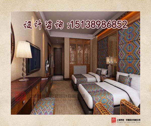 郑州快捷酒店装修预算 梵意空间设计高清图片