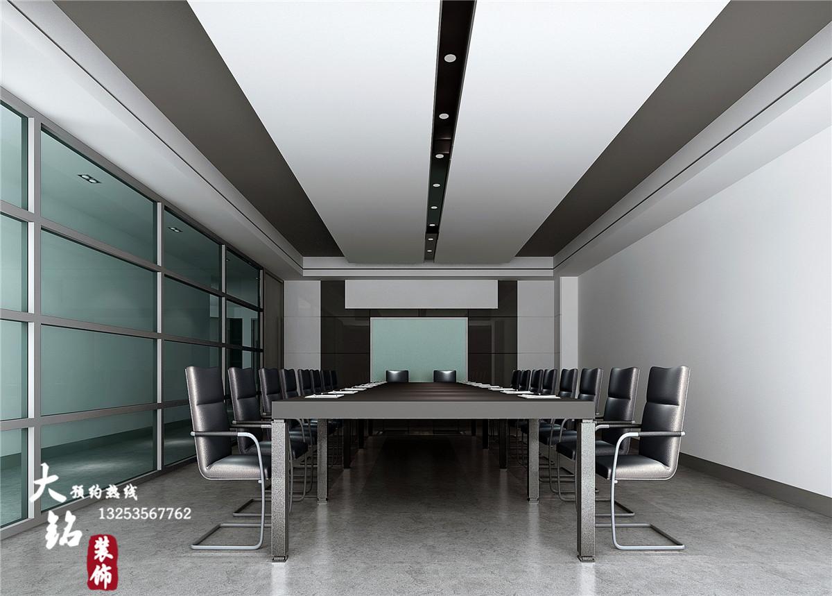 郑州办公室装修如何装修才能凸显高端大气