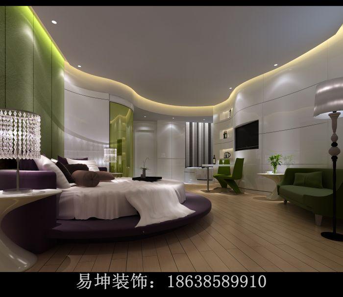 酒店客房设计细节-河南易坤装饰设计工程有限公司的