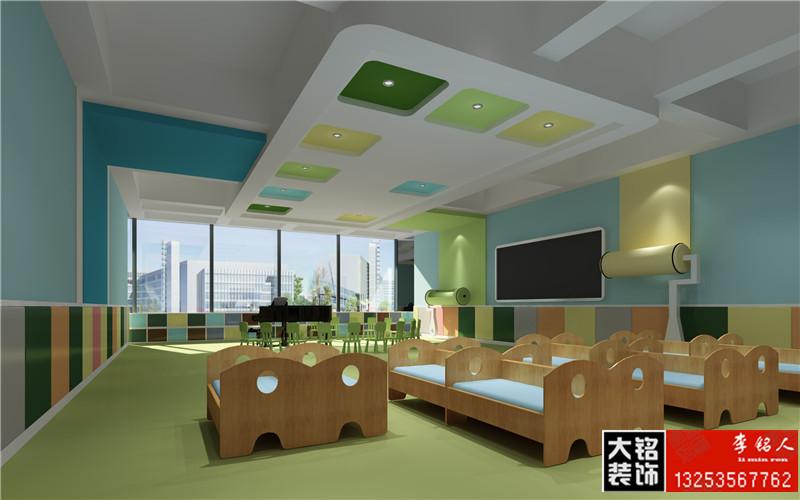 有名的幼儿园装修公司-郑州大铭装饰的设计师家园
