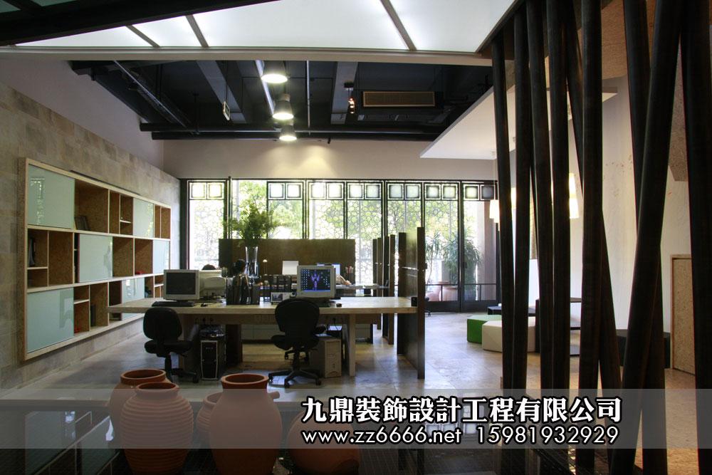 郑州办公室装修设计公司