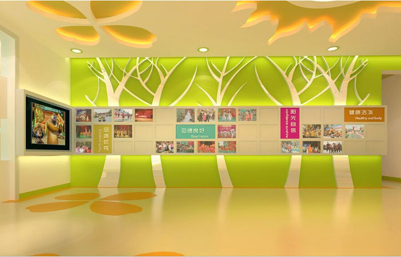 郑州幼儿园装修设计 -河南才高建筑装饰工程有限公司