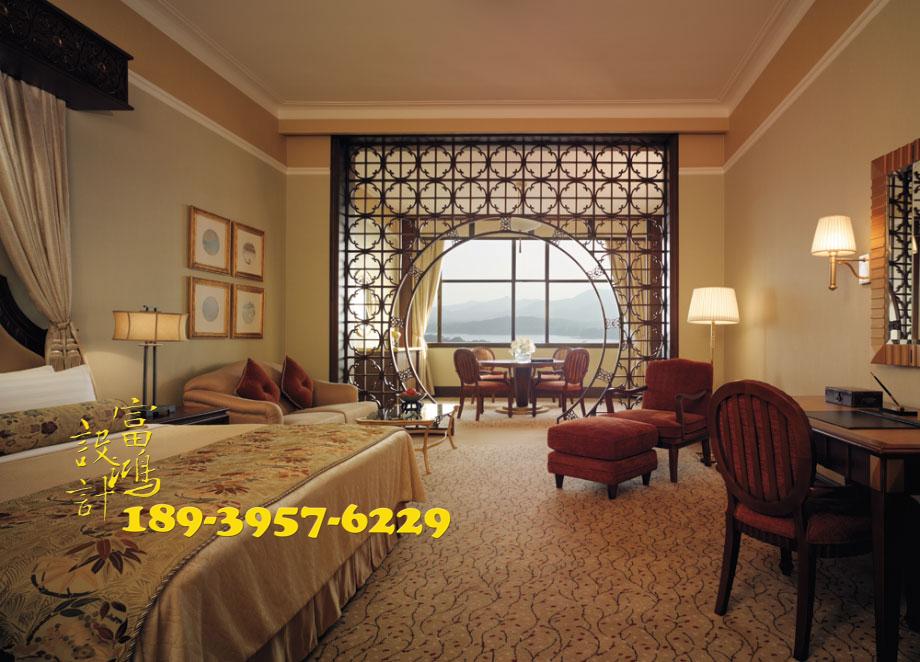 尉氏县酒店设计酒店装修设计报价影响酒店装修预算的因素高清图片