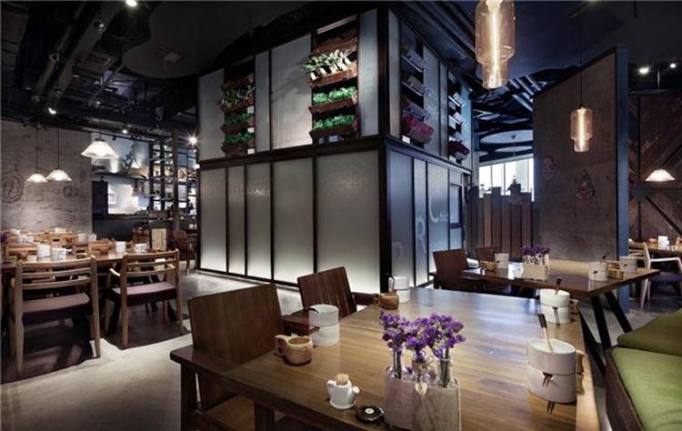 主题餐厅设计案例赏析-杭州品尚文化艺术策划有限