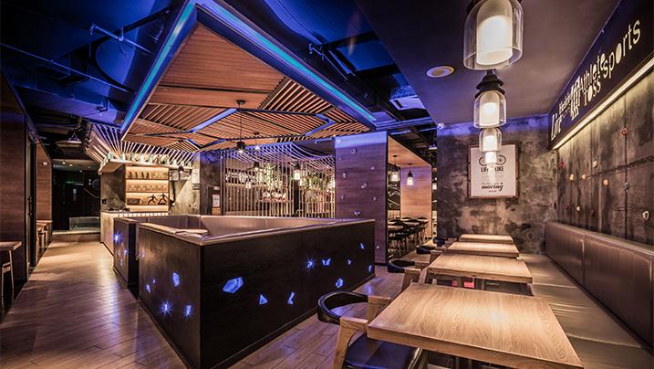 主题案例设计餐厅赏析-杭州品尚文化艺术策划梵睿室内设计图片
