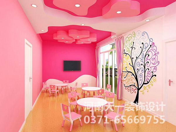 郑州幼儿园装饰公司