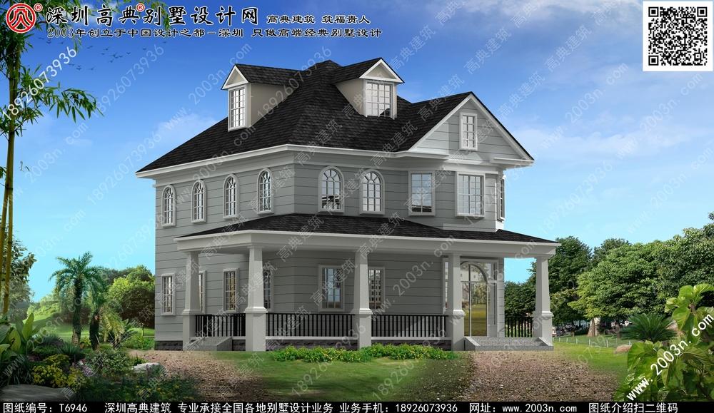 顶级豪华别墅图纸
