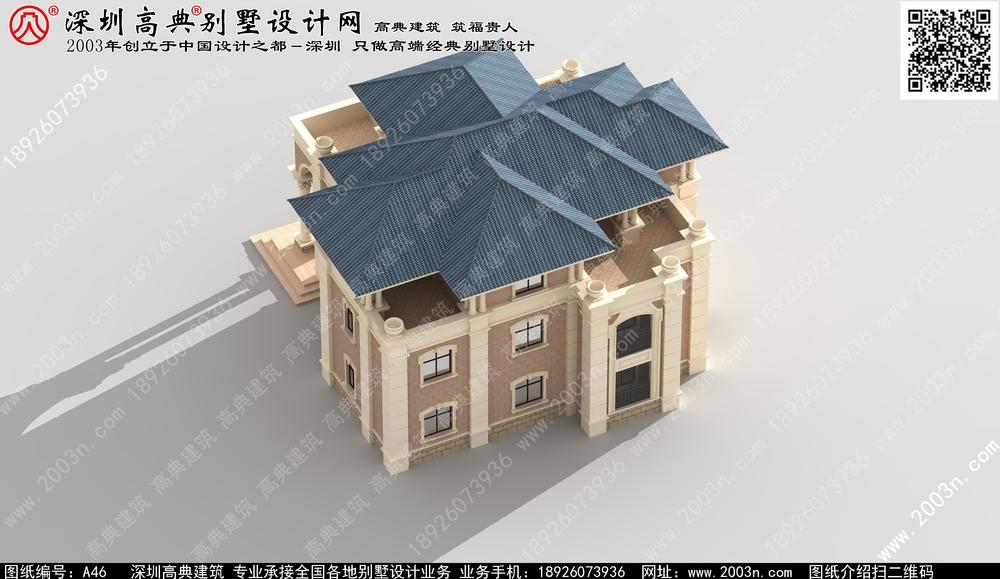 小别墅外观设计