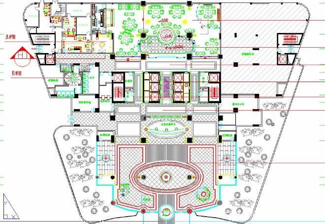 华美达.光谷大酒店(5星)-何少的设计师家园-住宅公寓