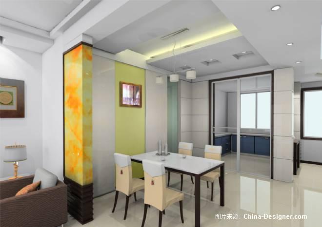 南京凤凰山庄别墅-张志伟的设计师家园:执-中国120v山庄别墅平两层图片