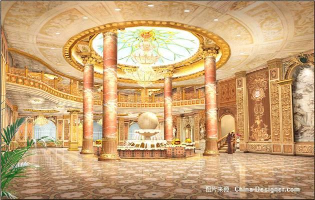 哈药六厂-马骁的设计师家园-金碧辉煌,奢华,欧式,,办公楼