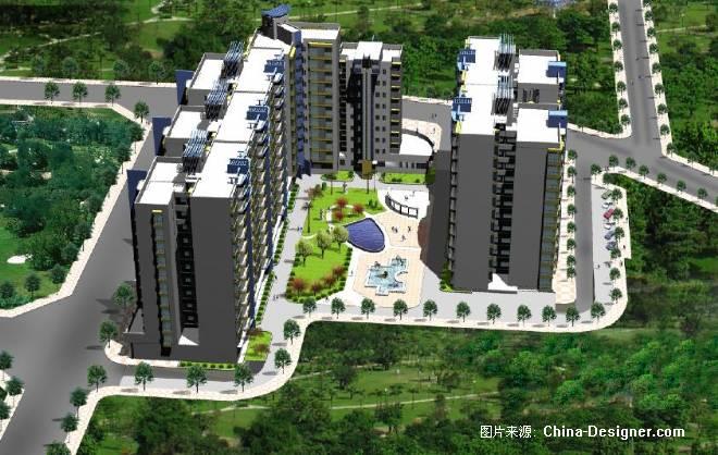 住宅小区规划设计方案