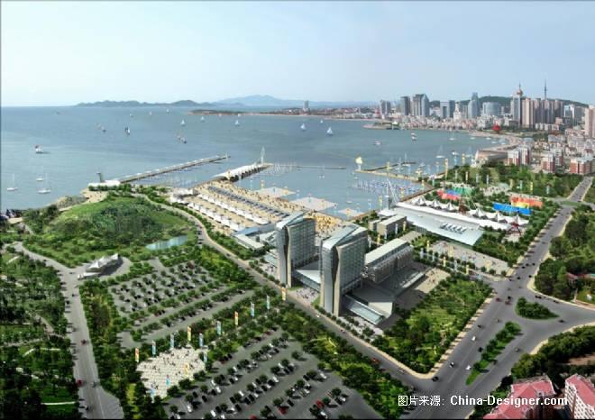 奥运会配套项目超白金五星级宾馆(海尔洲际大酒店)-朱平的设计师家园