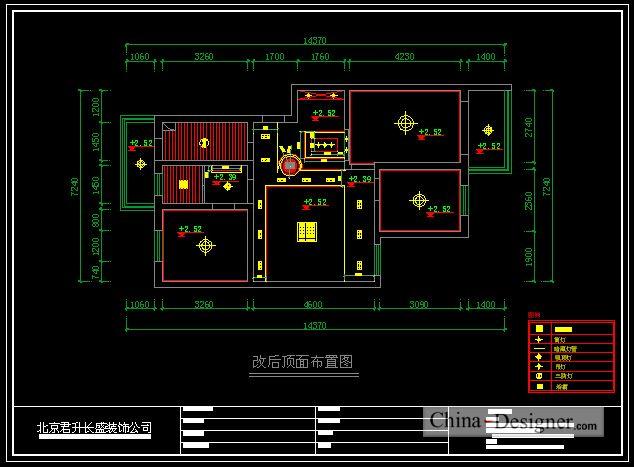 家装平面图-齐滨的设计师家园-分类