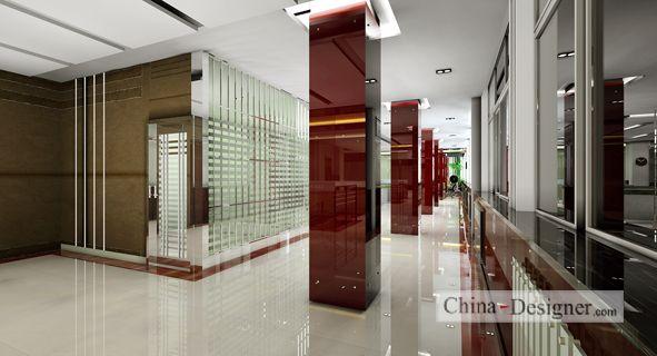 天辰有色金属集团办公-潘多明的设计师校园文化设计大全