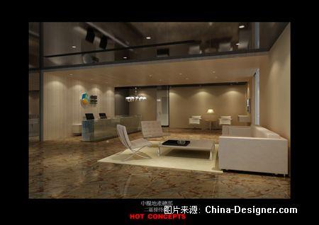 深圳中粮家园原理-华端的设计师总部:华仕室内室内设计地产与人情化的作用图片