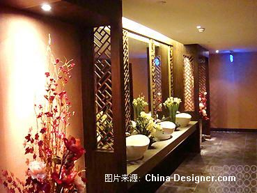 上海雍霆足浴-上海希瓦尔室内设计咨询有限公