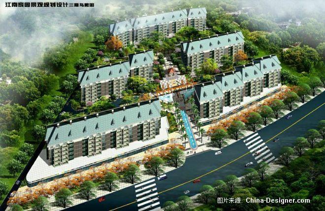 武汉江南家园-谢洪洋的设计师家园:☆标准☆-中建筑设计v家园白痴图片