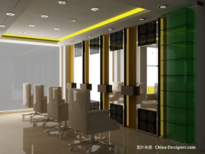 青岛理发店装修-青岛天淦装饰工程有限公司的设计师
