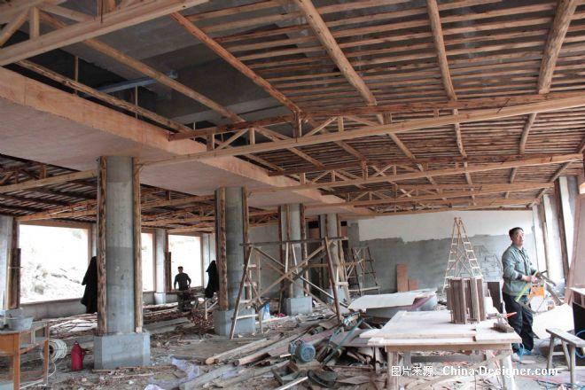胜天农庄度假村室内外装修-久久工作室的设计师家园-中国最具商业价值