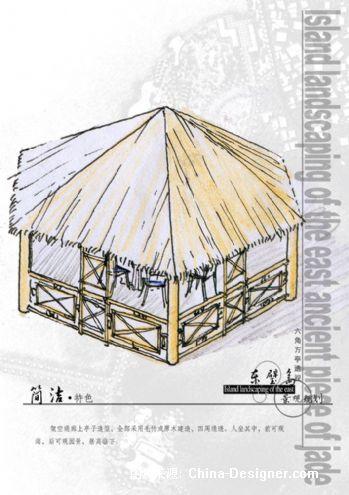 福清市东壁岛景区园林景观及部分建筑设计-张遵杰的设计师家园-新古典