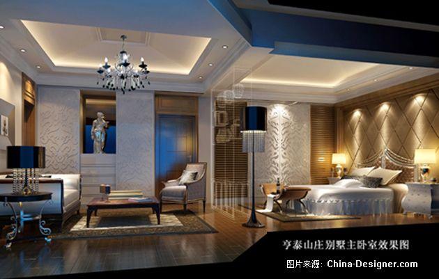 亨泰山庄- -豪华别墅-唐锦同的设计师家园-50-100万,别墅,中式