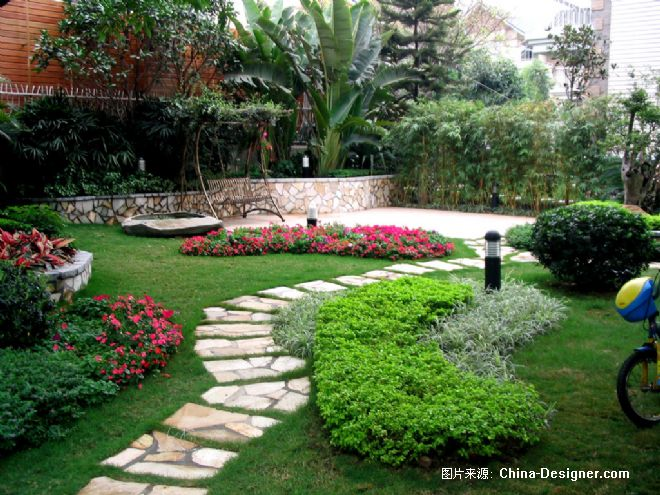 清水源-洪恒均的设计师家园-庭院设计施工,别墅园林设计施工