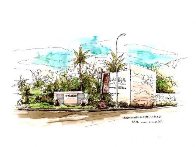 """""""七仙瑶池""""项目位于国家AAA级风景名胜区海南七仙岭温泉国家森林公园内。总占地面积468亩,一期规划建筑占地300亩。总建筑面积近4万平方米,容积率0.18,建筑 规划包含酒店大堂、高档餐厅、集中式客房、别墅客房、精品SPA区,会议中心等酒店配套,以及200多栋带泳池的高级私家别墅。"""