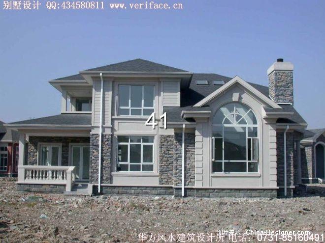 中式会所 案例名称 湘潭农村别墅设计 乡村房屋住宅建筑规划 别墅图片