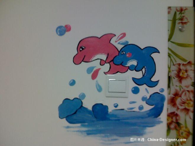 秦皇岛墙体彩绘 墙体手绘 价格仅市场价的一半