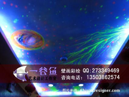 酒吧,郑州墙绘,手绘墙,墙体彩绘,荧光壁画,隐形壁画