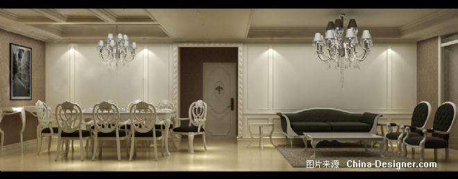 科高尔夫洪海金都-孙汉宫的设计师别墅-家园,西安阳光城别墅图片