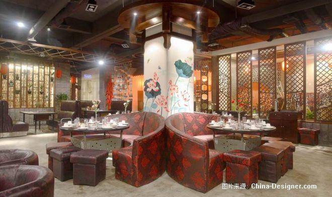 刚的设计师家园-中餐厅图片